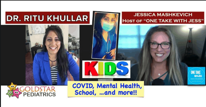 Dr Khullar & Jess Talk